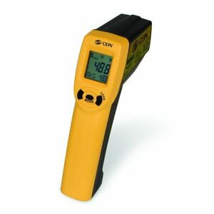 Cdn In1022 Non contact Digital Laser Infrared Thermometer Temperature Gun Yell