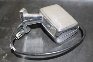 69 70 Cadillac Deville Fleetwood Calais Driver Side Remote Outside Mirror Dd