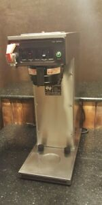 Commercial Bunn Airpot Thermal Coffee Maker Brewer Refurb Cwtf 15aps Nsf