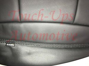 2009 2010 Subaru Forester 2 5x Katzkin Leather Seat Covers Kit Black New