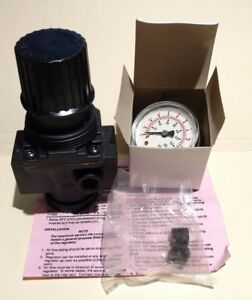 Compressed Air 300 Psig 175f 1 4 Npt Regulator 4959k1 Nib