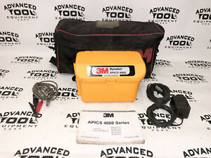 3m Dynatel Apics 4000 Cable Pipe Fault Locator With Carrying Case