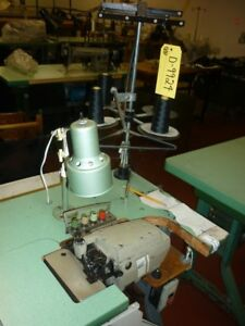 Union Special Sergers Overlock Sewing Machine D 9924