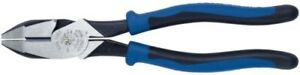 New Klein J213 9ne Journeyman High Leverage 9 Side Cutting Wire Cutter Pliers
