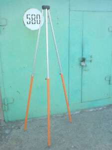 Tripod Geodetic For Theodolite Survey