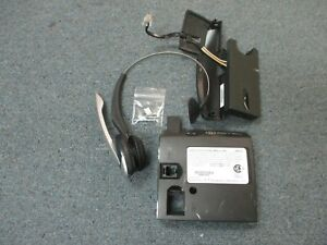 Mitel 50005521 Cordless Accessories Module Headset Charger Headset 50005522
