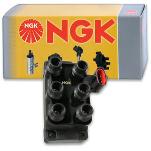 1 Pc Ngk Ignition Coil For 1994 2000 Ford Mustang 3 8l V6 Spark Plug Tune Lm