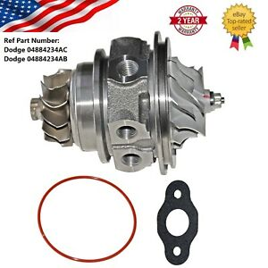 New Turbo Turbocharger Cartridge Chra For Chrysler Pt Cruiser Dodge Neon 2 4l