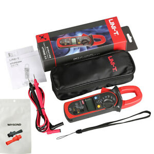 Uni t Ut203 3999 Count 40a To 400a Ac dc Current Digital Clamp Meter Multimeter
