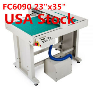 Usa Stock Fc6090 23 x35 Flatbed Cutter