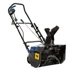 Snow Joe Ultra 18 15a Electric Snow Thrower With 4 Blade Steel Auger open Box