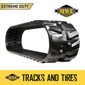 Gehl Ge602 16 Mwe Extreme Duty Mini Excavator Rubber Track