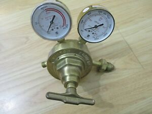 Nos Victor Acetylene Regulator Model Vts 460a Read