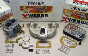 1962 1980 Mg Mgb 1 8 Weber Conversion Kit With Cannon Intake Manifold