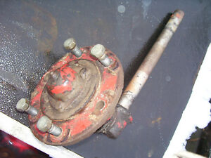 Vintage Ihc Farmall 140 Tractor spindle Hub Assembly Lh 1974