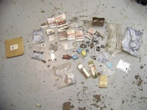 Large Assorted Lot Box Omc Evinrude Mercury New Used Outboard Boat Parts