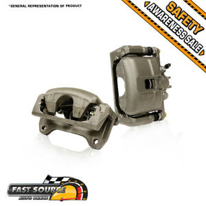 Rear Oe Brake Calipers Ford Thunderbird Jaguar S type Lincoln Ls