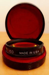 Volk Double Aspheric 15d Lens Made In Usa