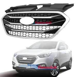 Front Grill Grille For Hyundai Tucson Ix35 Ix 35 2013 2014 2015 2016
