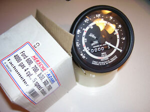 Ford 600 700 800 900 2000 4000 5 Speed Tractors Tachometer New