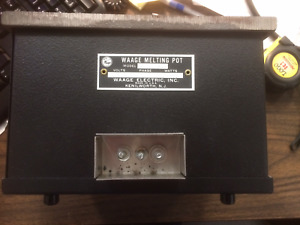 Waage Electric Melting Pot Rsp1 13 1 Works Great