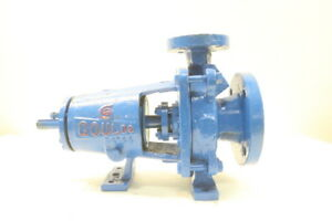 Goulds Stainless Centrifugal Pump 3x1 1 2 6in
