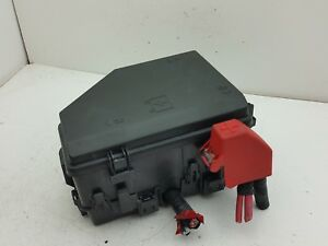 2015 2016 2017 Buick Enclave 3 6l V6 Fuse Box Block Relay Panel Used Oem 712