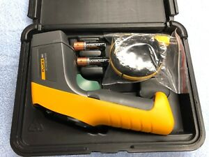 Perfect Fluke 561 Infrared Ir Thermometer With Hard Case