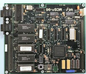 Intel Ev80c196kb Microcontroller Evaluation Board Mcs 96