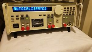 Sg 1288 g 20 Mhz Synthesized Function Signal Sweep Generator autocalibrated