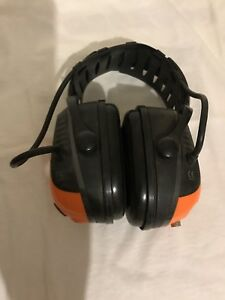 Sensear Sm1x Smart Muff Ear Protection Bluetooth with Extras