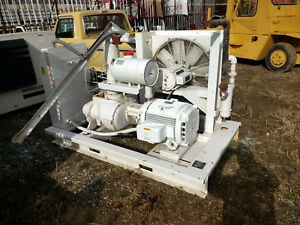 60 Hp Electric Gardner Denver Air Compressor