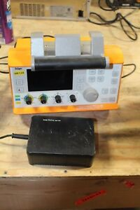 Drager Oxylog 3000 Ventilator With Power Supply Working