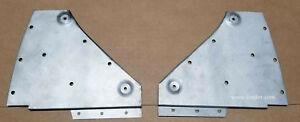 1928 1929 Model A Ford Coupe Rear Body Panel Trunk Rumble Brace Triangle Support
