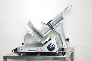 Bizerba Se 12 Manual Commercial Meat Cheese Deli Market Slicer 2812 Hobart