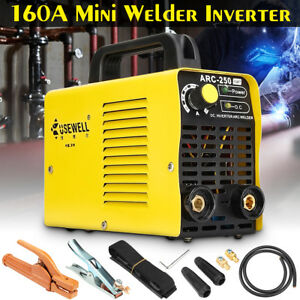 Arc 250 160a 220v 2p Welder Inverter Cutter Mag Arc Gas gasless Welding Machine