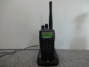 Bench Tested Vertex Standard Vx 720 Two way Portable Radio