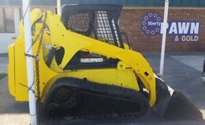 2005 Bobcat T190 Skid Steer Track Loader W Kubota 2 4l Engine lp2063646