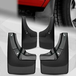 For 2010 2017 Dodge Ram 2500 3500 Mud Flaps Splash Guards W out Oe Fender Flares