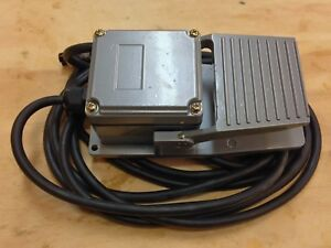 Alpha Tig200x Tig Welding Foot Pedal Ahp Welders Version 4 7 pin 25 ft Cord