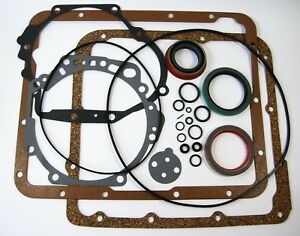 Jetaway Gasket Seal Kit 1956 1964 Transmission Free Us Ship