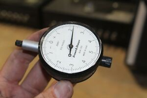 Brown And Sharpe Dial Indicator 8241 510