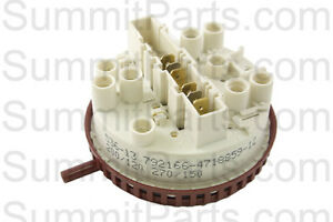 Water Level Control For Wascomat W640 Washers 885912