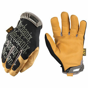 Mechanix Wear Mg4x 75 010 Large Brown And Black Material4x Work Gloves