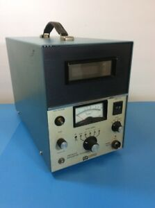 Harshaw Nuclear Systems Automatic Intergrating Picoammeter 2000 b Tc
