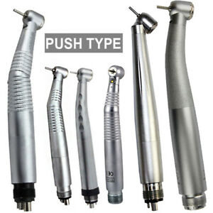 Kavo Style E generator Dental Led Fiber Optic High Speed Handpiece 2 4 6 Hole