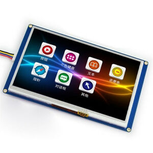 7 0 Nextion Hmi Smart Usart Uart Serial Touch Tft Lcd Module Display Panel