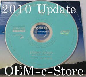 09 10 2009 2010 Honda Element Fit Insight Ex Turquoise Navigation Dvd 6 81a
