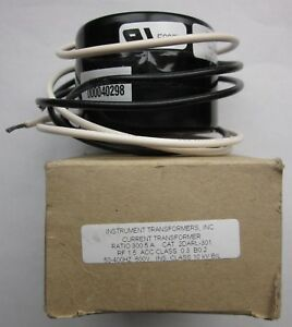 Instrument Transformers 0040298 Current Transformer 2darl 301 2darl301 Nib