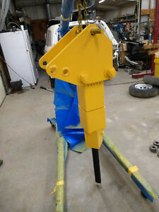 Refurbished Kent Kb555 Pneumatic Air Breaker Hammer Chisel 500 Ft Lbs Epb